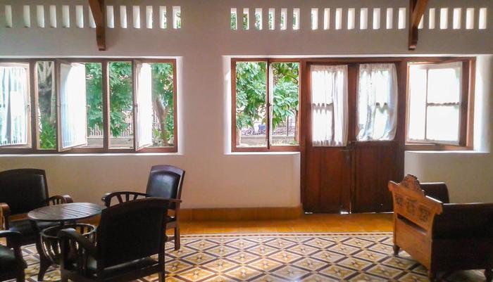 Maharani Villa Yogyakarta - Interior