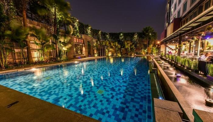 Holiday Inn Pasteur Bandung Bandung - Outdoor Pool