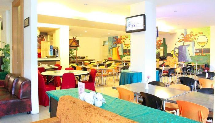 ZenRooms Sam Ratulangi Makassar - Restoran