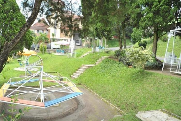 Amanda Hills Hotel Semarang - Eksterior