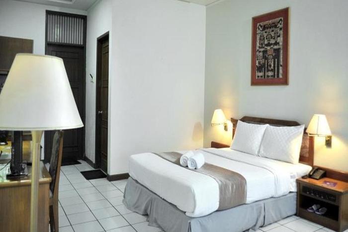 Amanda Hills Hotel Semarang - Kamar tamu
