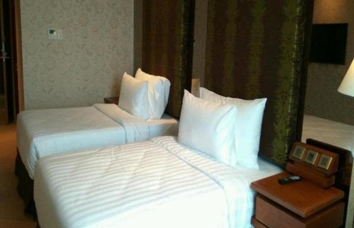 Cinnamon Hotel Boutique Syariah Bandung - Kamar Deluxe