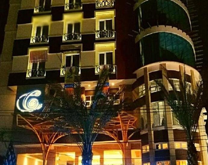 Cinnamon Hotel Boutique Syariah Bandung - Eksterior