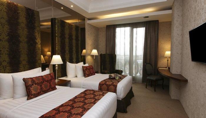 Cinnamon Hotel Boutique Syariah Bandung - Deluxe Twin