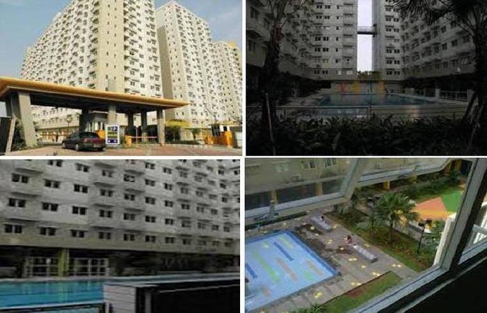 Adaru @ Gading Icon Jakarta - Gedung dan kolam renang