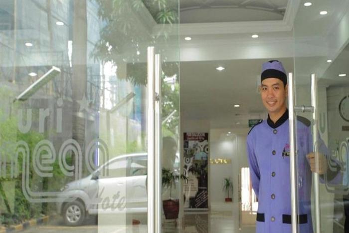 Hotel Puri Mega Jakarta - Ucapan Selamat datang