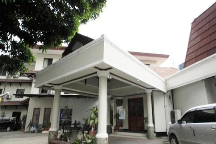 Hotel Puri Mega Jakarta - Eksterior