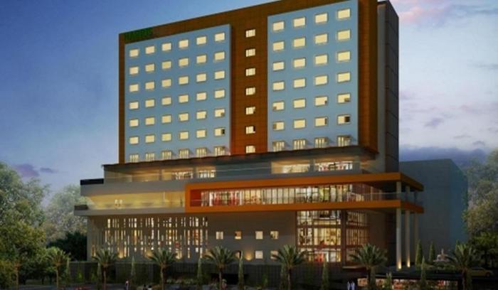 HARRIS Hotel Samarinda - Eksterior