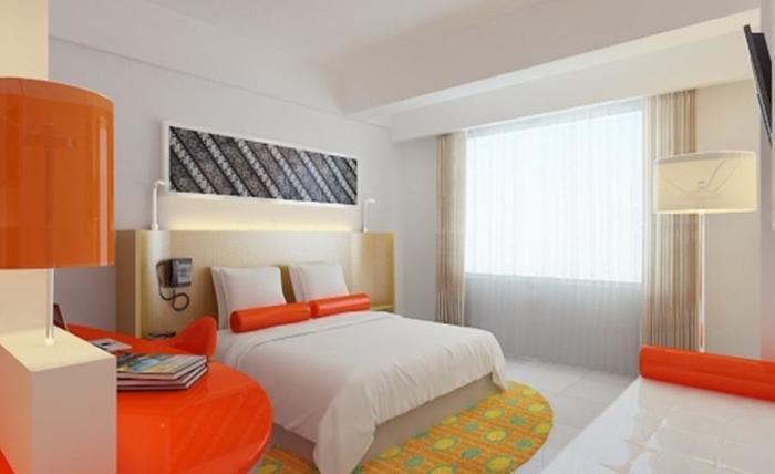 HARRIS Hotel Samarinda - Kamar tamu