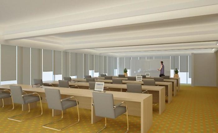 HARRIS Hotel Samarinda - Ruang Rapat
