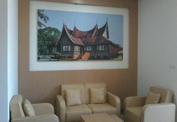 Hotel Mersi Padang - Ruang tamu
