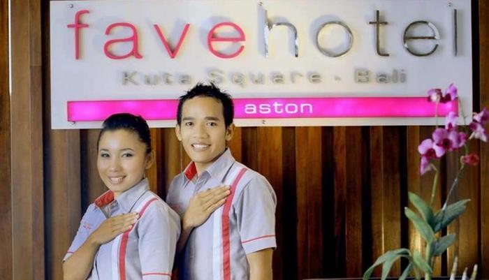 favehotel Kuta - Fave hotel