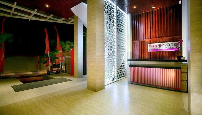 favehotel Kuta - favhotel Kuta Square_Lobby Area