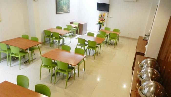 Hotel Dafam Rio Bandung - Area sarapan