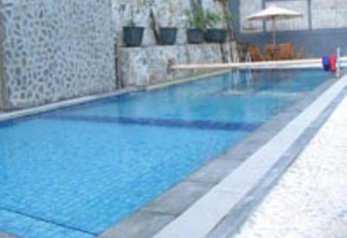 Villa Lemon Bandung - Kolam Renang