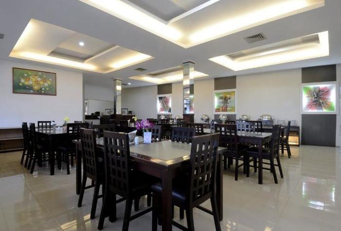 Villa Lemon Bandung - Restaurant