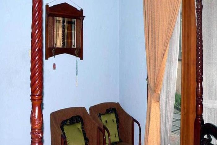 Mulyasari Guest House Syariah Bandung - Ruang tamu