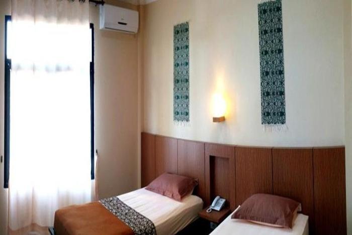 Lembasung Hotel Tarakan - Kamar tamu