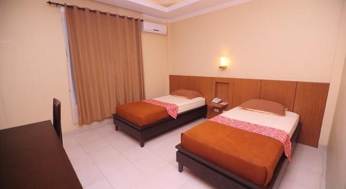 Lembasung Boutique Hotel Tarakan - room