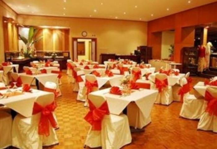 The Cipaku Garden Hotel Bandung - Restaurant