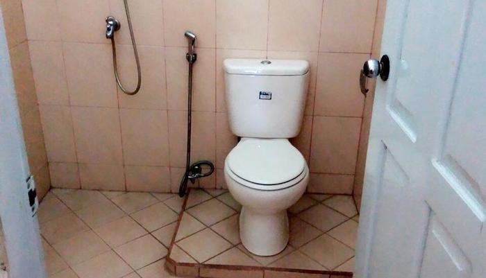 Villa Ranchero - Ciater Highland Resort Subang - Kamar mandi