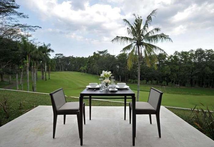 Djoglo Luxury Bungalow Malang - Eksterior