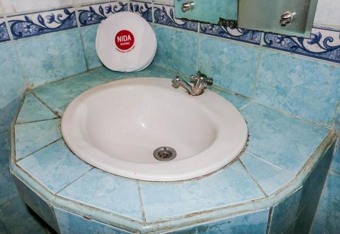 NIDA Rooms Pajajaran Ciawi Istana Bogor - Kamar mandi