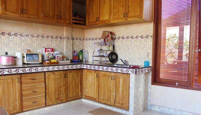 CRTris Rooms Seminyak Bali - Dapur Bersama