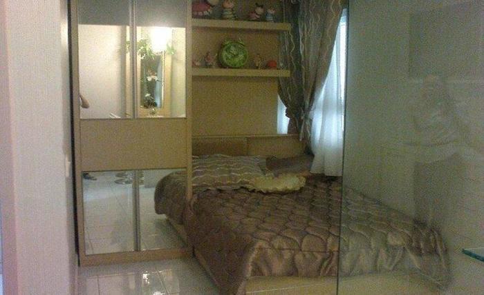 Marzeta Hotel Apartment Bekasi - Kamar tamu