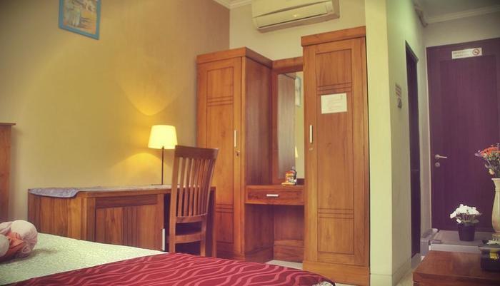 Sabda Guesthouse Jakarta - Kamar tamu