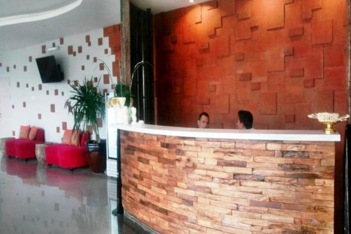 The Salak Hotel Bali - Resepsionis