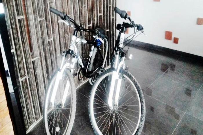 The Salak Hotel Bali - Penyewaan sepeda