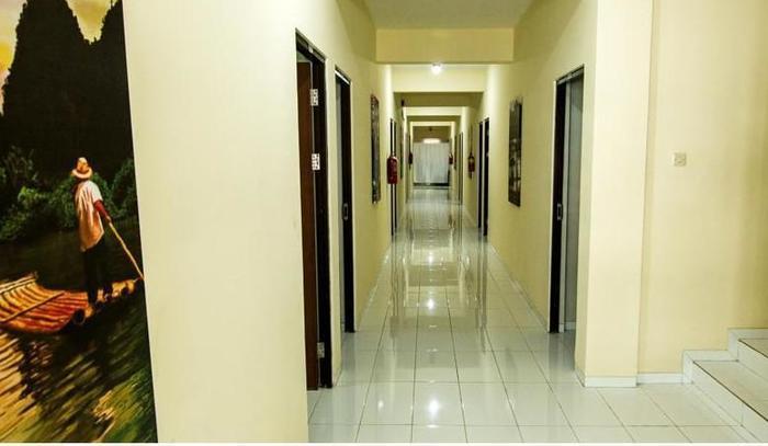 Grace Setia Hotel Surabaya - Koridor