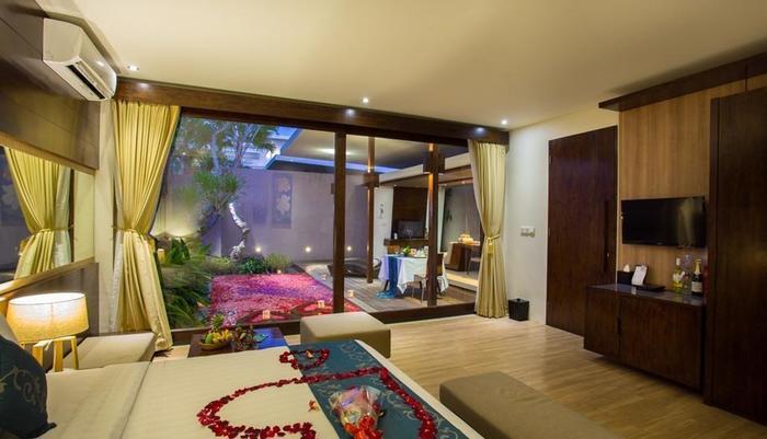 Asa Bali Luxury Villa Bali - Carik 1 Bed Room
