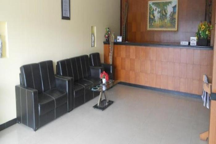 Parma City Hotel Pekanbaru - Lobi