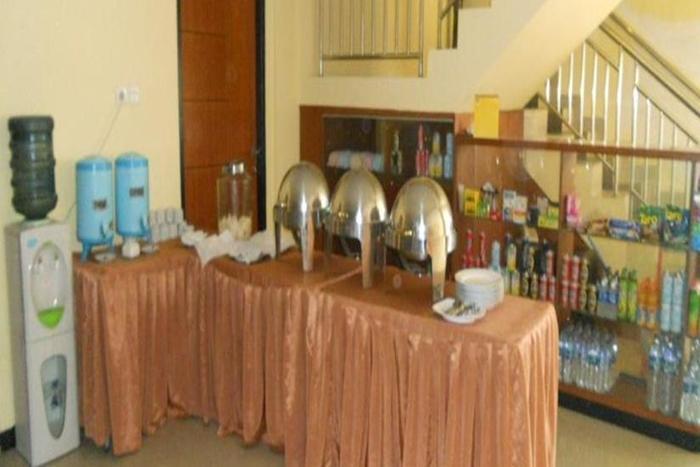 Parma City Hotel Pekanbaru - Ruang Makan