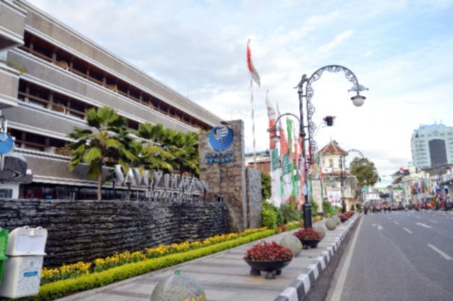 Savoy Homan Bandung - Di sekitar Hotel