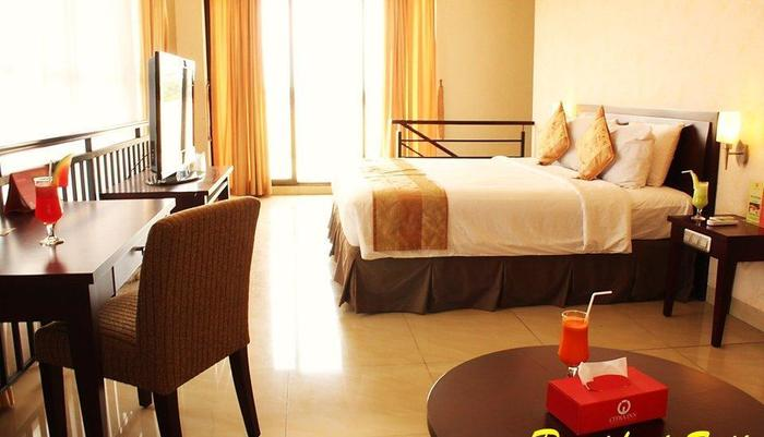 Citra Inn Hotel International & Restaurant Bekasi - President Suite