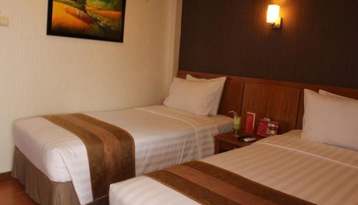 Citra Inn Hotel International & Restaurant Bekasi - Kamar