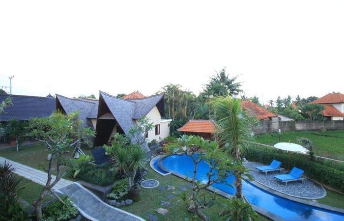 Pondok Massas Ubud Bali - Pool