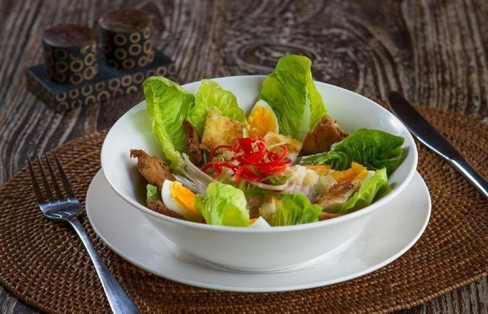 Pondok Massas Ubud Bali - Food
