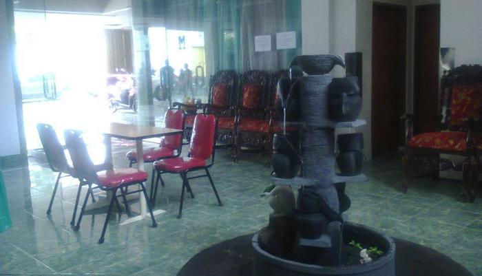 Mitra Hotel Yogyakarta - Lobby