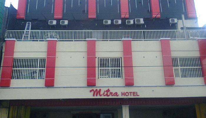 Mitra Hotel Yogyakarta - Tampak Depan Hotel