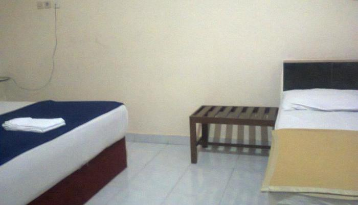 Mitra Hotel Yogyakarta - Triple + Single