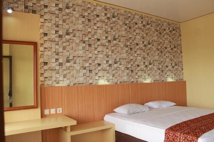 Airlangga Hotel & Restaurant Yogyakarta - Kamar tamu