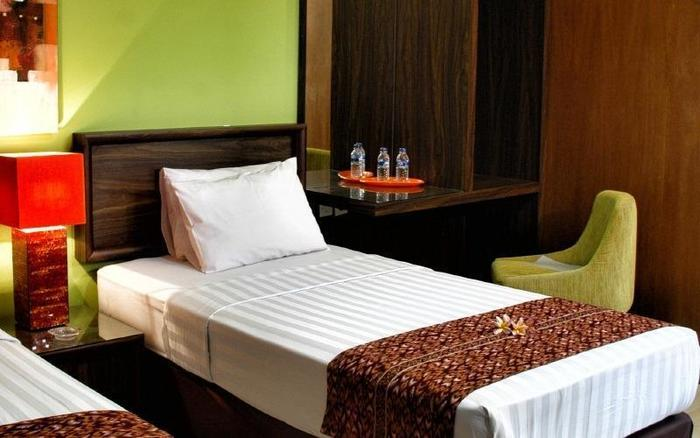 Airlangga Hotel & Restaurant Yogyakarta - Superior Twin