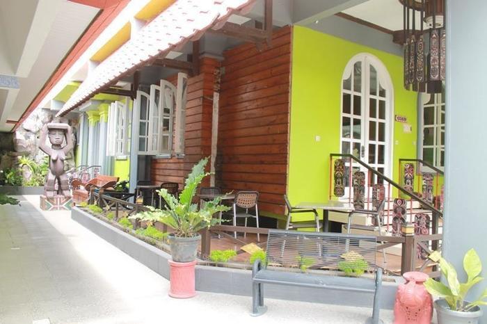 Airlangga Hotel & Restaurant Yogyakarta - Eksterior