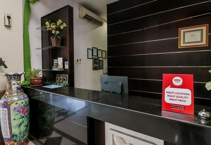 NIDA Rooms Umar Sesapi Denpasar - Resepsionis