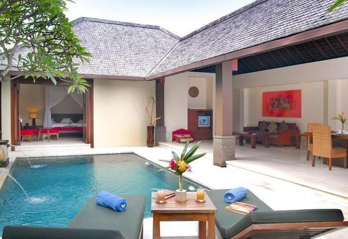 Grand Avenue Bali - View at One Bedroom Suite Villa