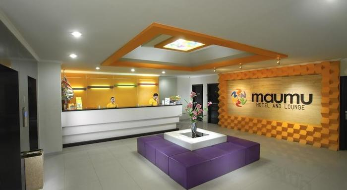 Maumu Hotel Surabaya - Lobby1